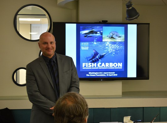 Fish Carbon Washington D.C. Launch